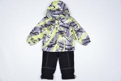 костюм плащевка на флисовой подкладке