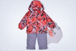 костюм плащёвка на хлопковой подкладке
