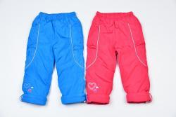 брюки на флисовой подкладке