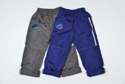 брюки на хлопковой подкладке